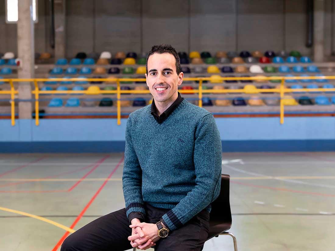 Profesor Pablo Gaspar