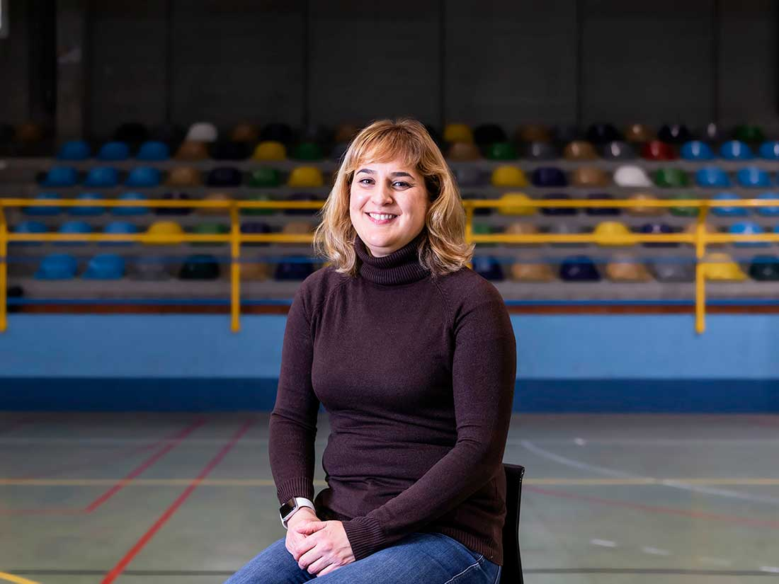 Profesora Raquel Villanueva