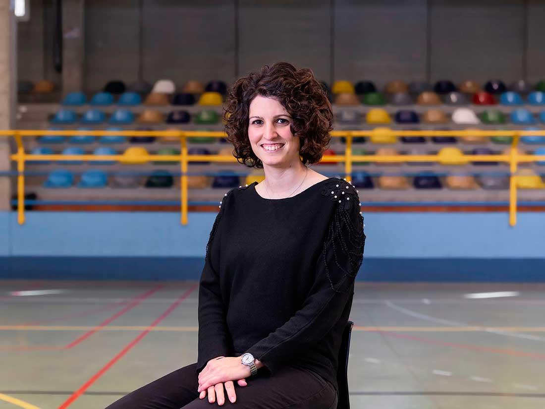 Profesora Sandra Bravo