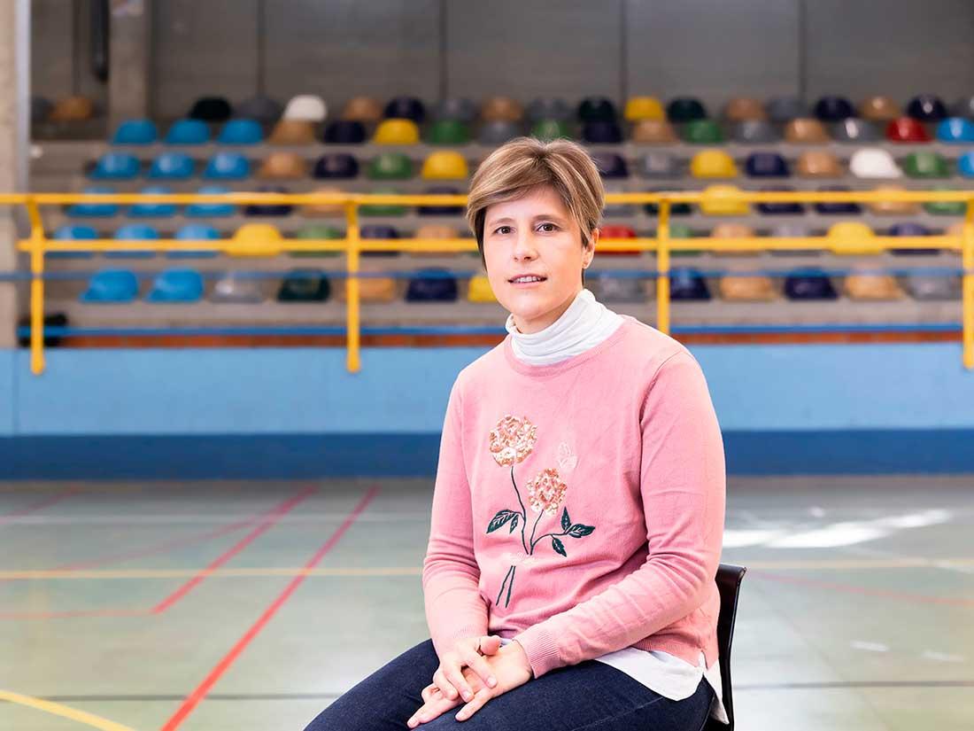 Profesora Ana Ferrer