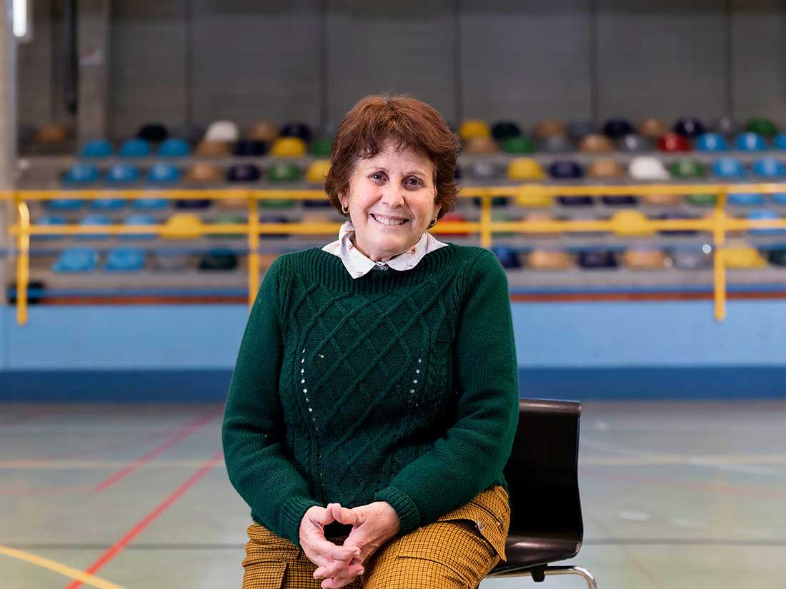 Profesora Ana Olivito