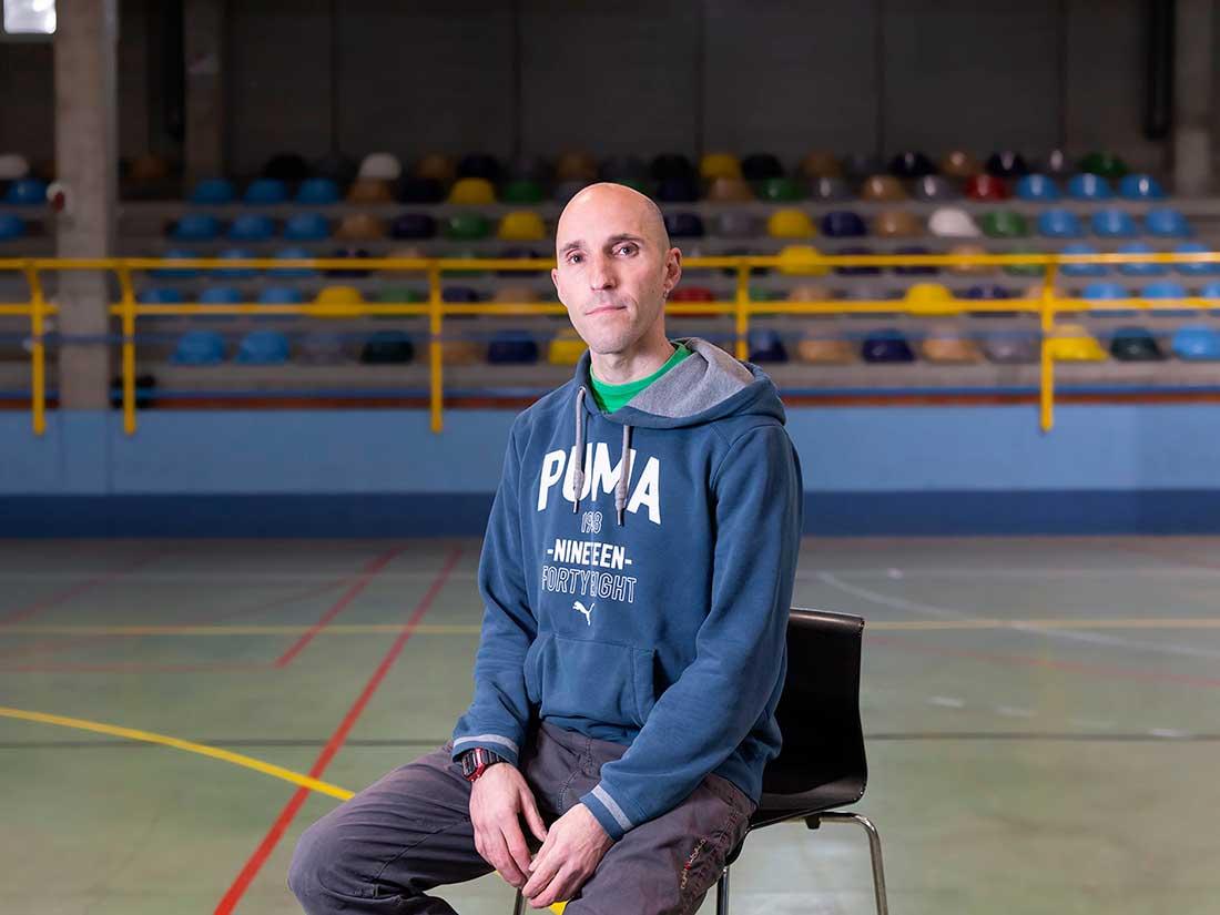 Profesor Daniel Fernández