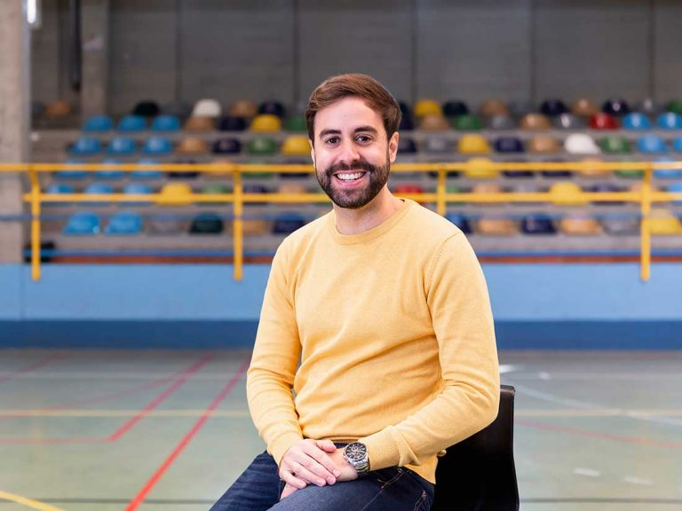 Profesor Enrique Guallar