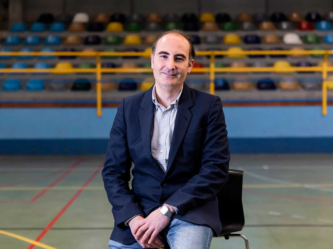 Profesor Fernando Carrasco