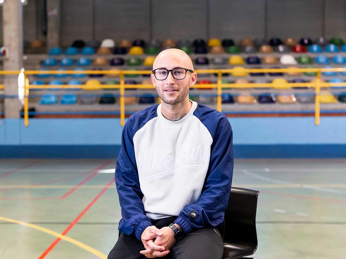 Profesor Javier Magaz