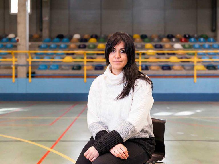 Profesora Laura Alonso
