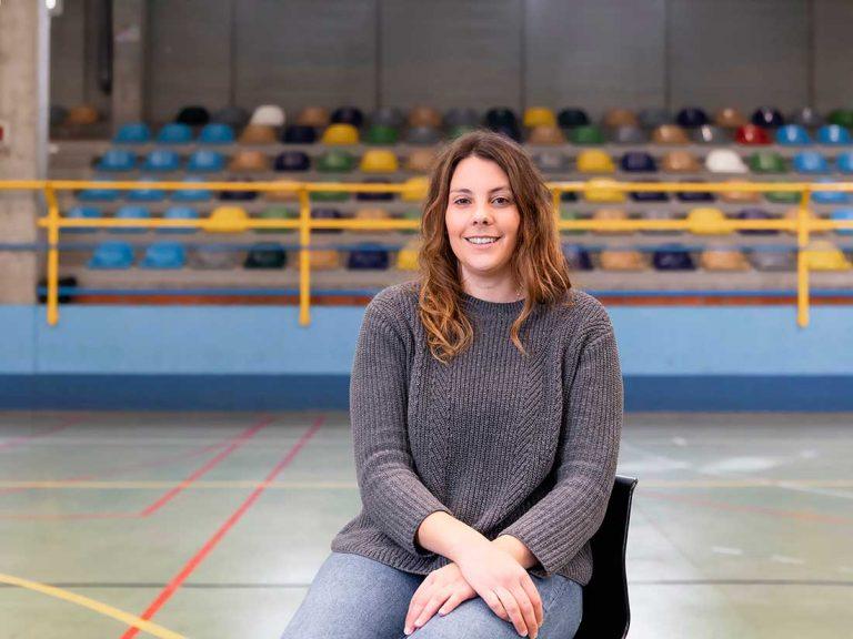 Profesora Lucía Martínez