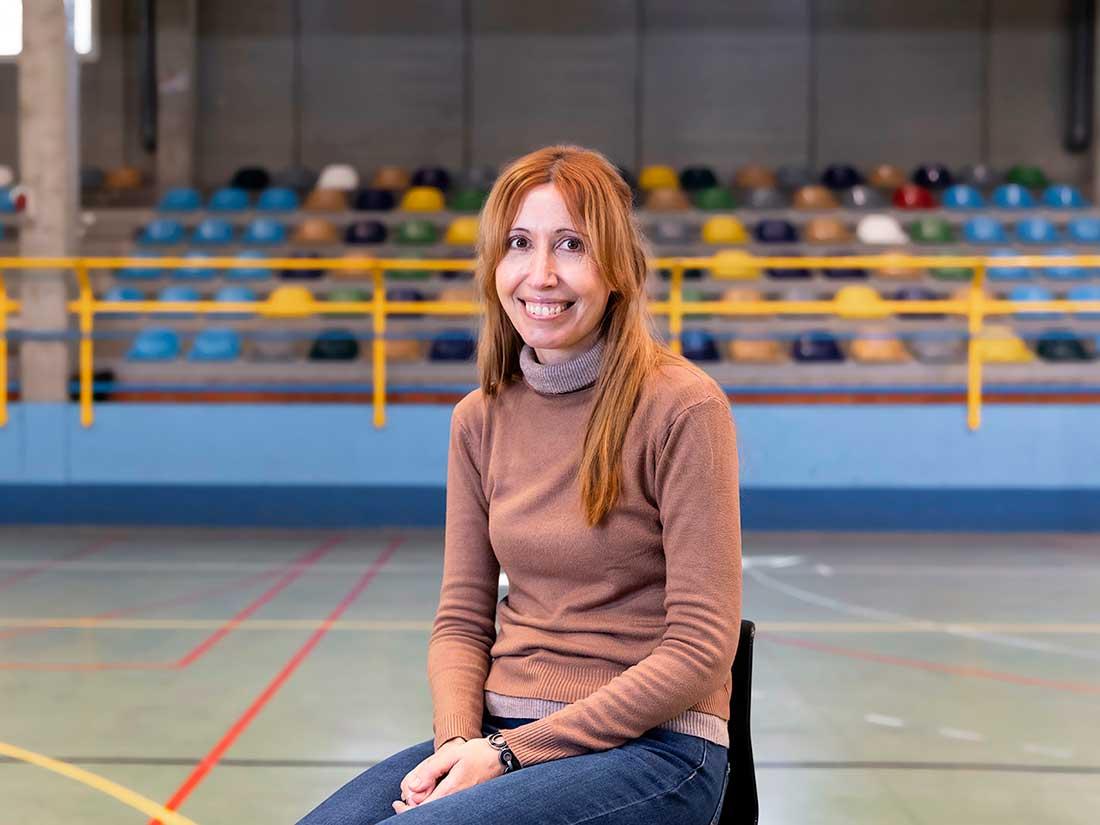 Profesora María Grima