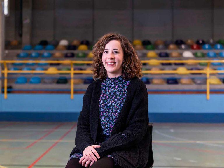 Profesora María Martínez