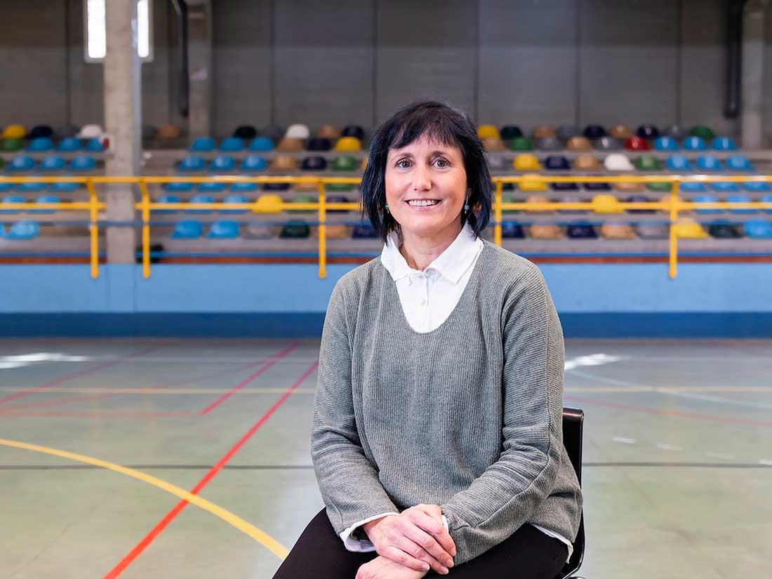 Profesora María Pilar Moreno