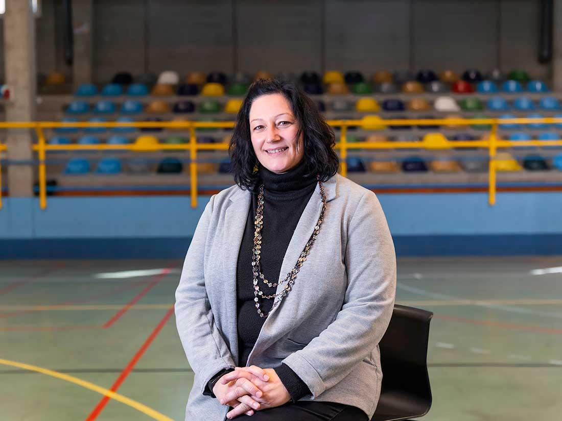 Profesora María Urquizo
