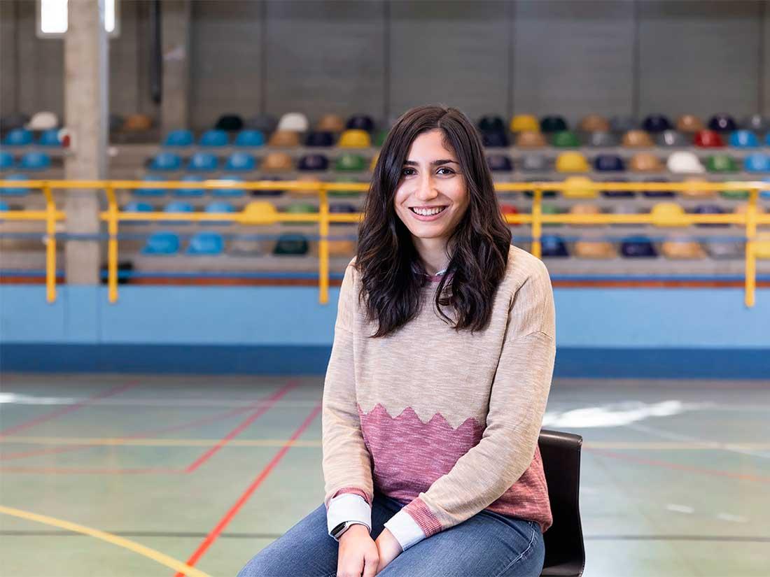 Profesora Sara Falcón